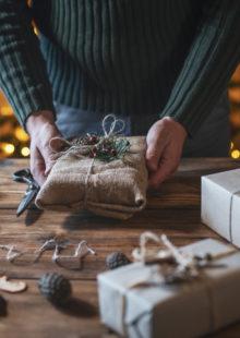 Paquets cadeaux DIY
