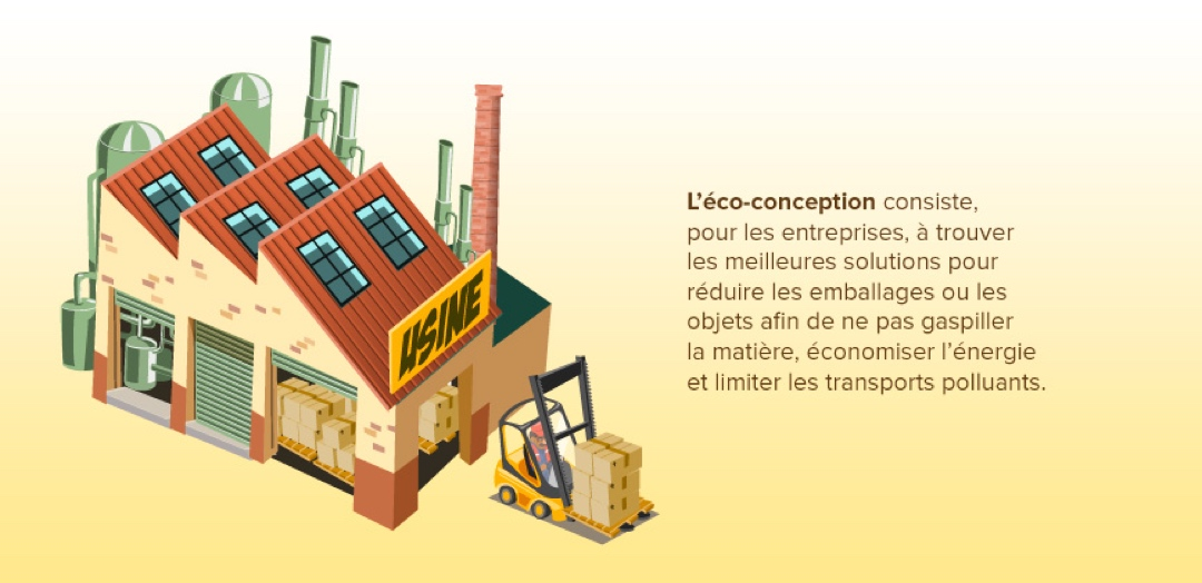 Eco-conception des emballages